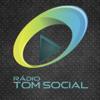 Carimbo Radio Tom Social - Izzy Gordon