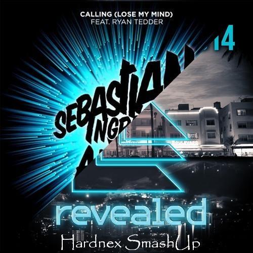 Blackwhited&Tybo VS Sebastian Ingrosso &Alesso VS Karim Mika-Calling Shit Avalanche(Hardnex SmashUp)