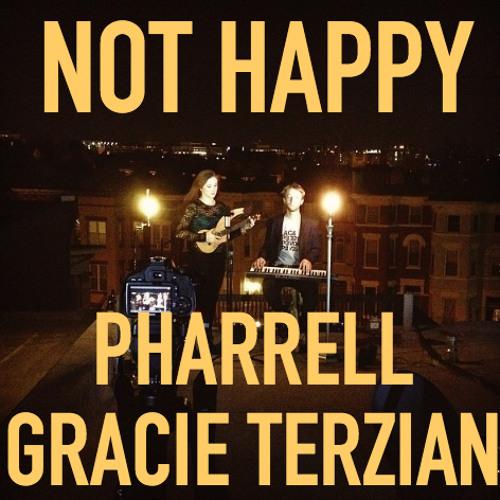 Not Happy (Minor Blues Remix) - Pharrell Williams ft. Ian Dansey