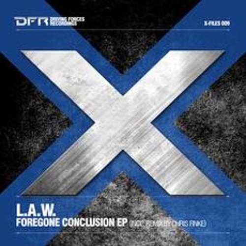 L.A.W.- Revv (Original Mix)Driving Forces Recordings X-Files