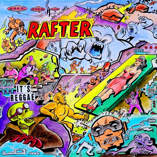 Rafter, It's Reggae