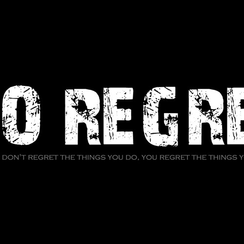 Matty Elliott - No Regrets( collaboration pre-MASTERED VERSION)