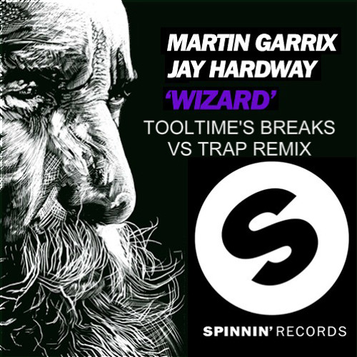 Martin Garrix - Wizard (Tooltime Breaks vs Trap Transition Remix) 1