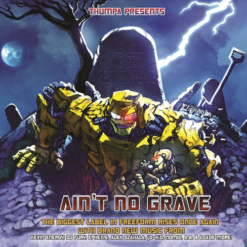 A.B ft Sarah - Let Yourself Go - Ain't No Grave OUT NOW AT WWW.REBUILDMUSIC.NET