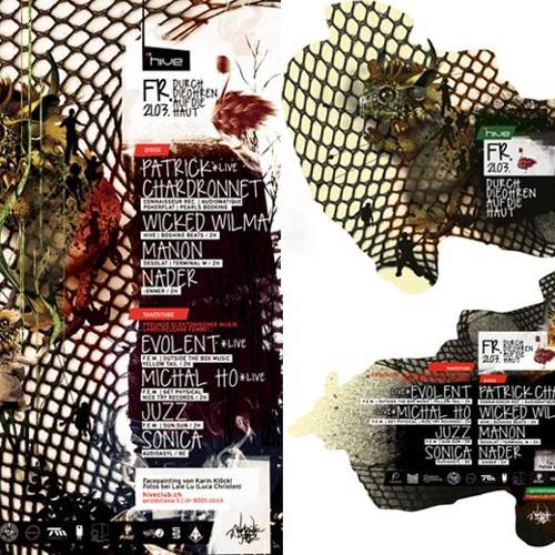 DJ Set DDOADH - SONICA @ Hive, Zürich 21 3 14