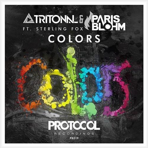 Tritonal & Partis Blohm feat. Sterling Fox - Colors (SPACEFATE BOOTLEG)