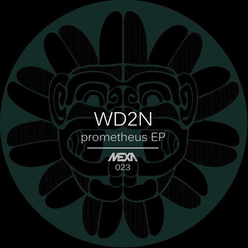 MEXA023 WD2N - Red Minds (Original Mix) PREVIEW