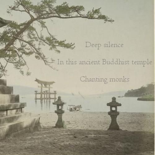 The Crumbling Ice Temple [Naviarhaiku011-Deep Silence]