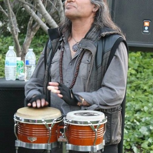 Mansour on Bongos Live @ ATM (Natures Rhythm) in Oakland with Dj PATRICK WILSON Sat May.18.2013
