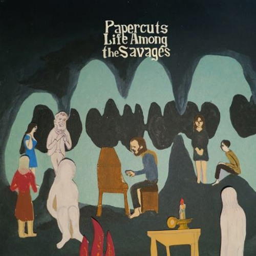 Papercuts - Staring At The Bright Lights