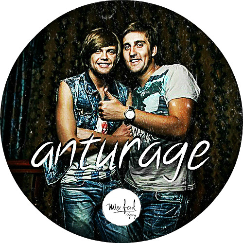 anturage - mix feed agency #2 [03.14]