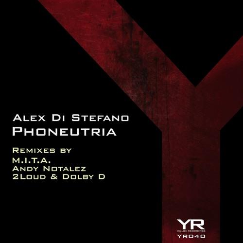 Alex Di Stefano - Phoneutria (2Loud & Dolby D Remix)