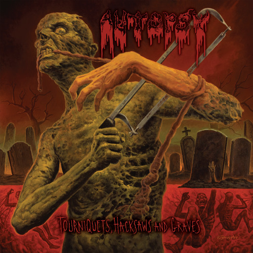 Autopsy - The Howling Dead (from Tourniquets, Hacksaws and Graves)