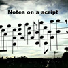 Notes on a script(lauravella)