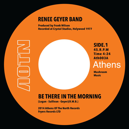 Ath12001B - Renee Geyer - Be There In The Morning 76