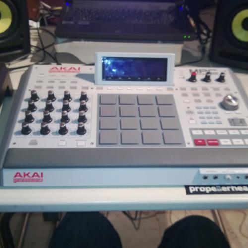 smooth hiphop beat (no samples)