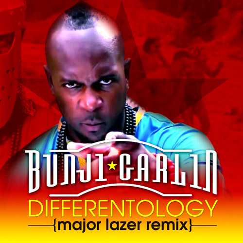 Bunji Garlin - Differentology [Major Lazer Remix]