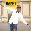 Pharell - Happy (DjSwiftCut Edit 128 BPM)
