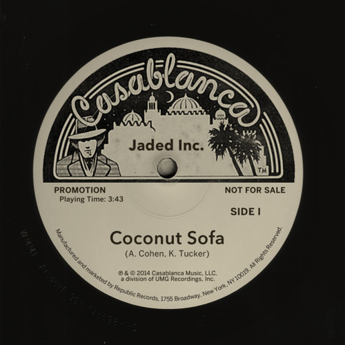 Jaded Inc - Coconut Sofa