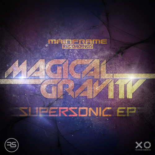 Magical Gravity - Supersonic EP [07/04/14]