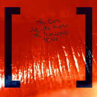 The Cure Just Like Heaven (The Penelopes Remix) Artwork