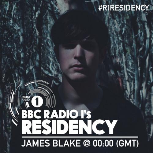 Hallucinations (James Blake Radio1 Rip)