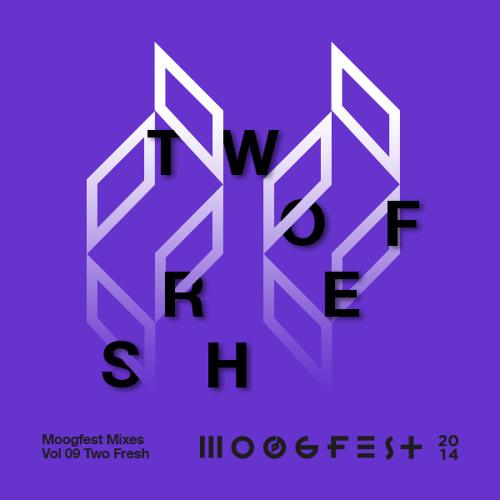 Moogfest Mixes Volume 09 - Two Fresh