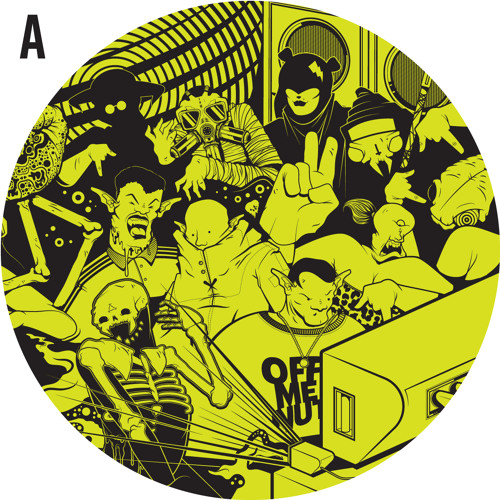 Time Don E.P - VINYL PREVIEW - FEAT. Devilman , Tezz Kidd , Tenik , Leona