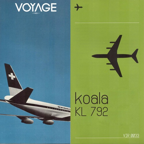 Koala - KL 792 (Original Mix) - released on Voyage Inc Records