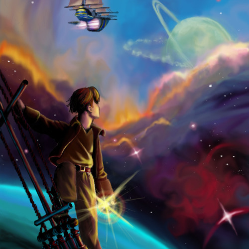 Treasure Planet ( Stolen by B Blatner and named Our universe ^^ )