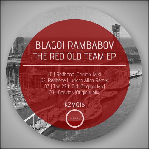 KZM016 - Blagoj Rambabov - Redbone (Ludvan Allan Remix) (snippet)