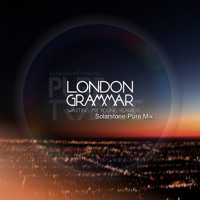 London Grammar - Wasting My Young Years (Solarstone Pure Mix) Artwork