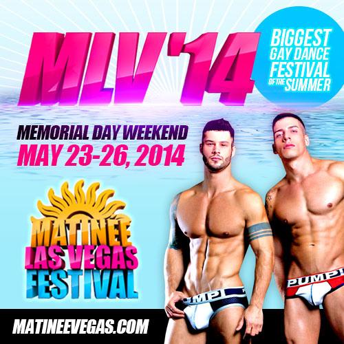Matinee Las Vegas Festival  DJ Contest 2014 - DJ X Gonzalez