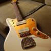 Squier J Mascis Jazzmaster & Yamaha THR demo