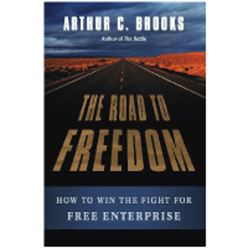 "Review of ""The Road to Freedom: How to win the fight for free enterprise"""