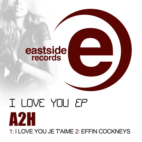 I love you  Je t'aime - A2H