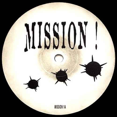 DJ Aphrodite with Tony B - Mission (1996)