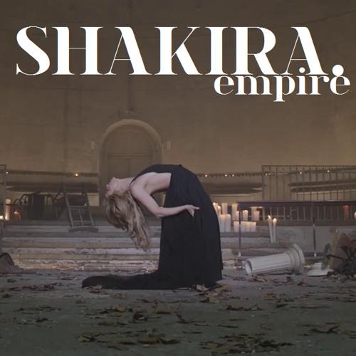 Shakira - Empire (Live Jimmy Fallon Show)