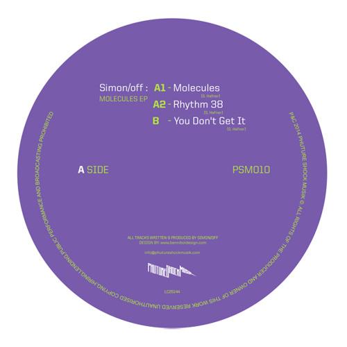 Simon/off - Rhythm 38 (Out now on Phuture Shock)