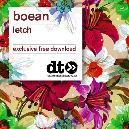 Exclusive Free Download : Boean - Letch