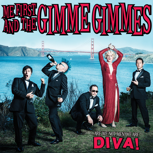 Me First and the Gimme Gimmes - Straight Up