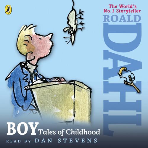 Roald Dahl: Boy read by Dan Stevens