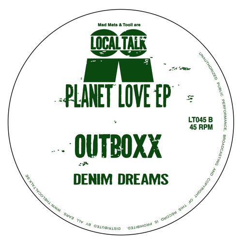 Outboxx - Denim Dreams (12'' - LT045, Side B2)