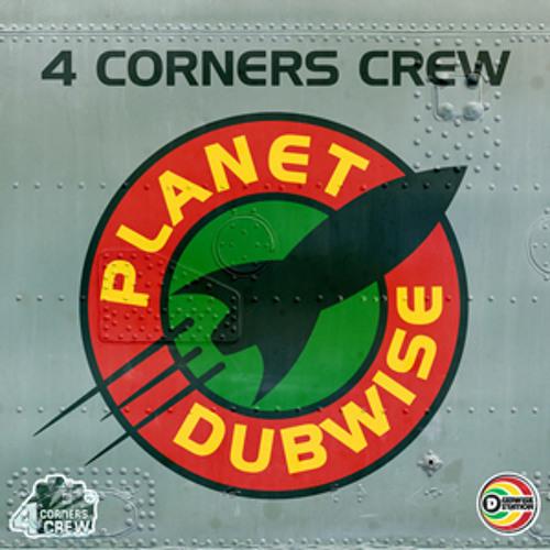 4 Corners Crew - Mad Dem Ft. General Levy (Kursiva Remix) [DS008 OUT NOW]]
