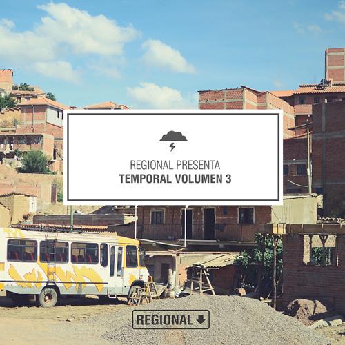 Regional presenta Temporal Volumen 3