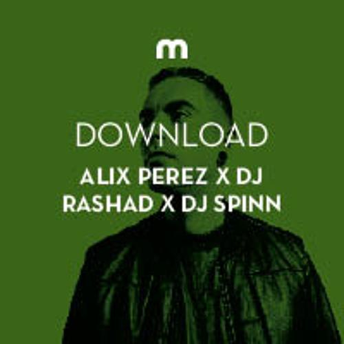 Download: Alix Perez x DJ Rashad x DJ Spinn 'Don't This Ish'