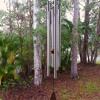 Sound Healing Solfeggio 6 pipe wind chimes
