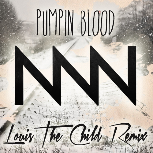 NONONO - Pumpin Blood (Louis The Child Remix)