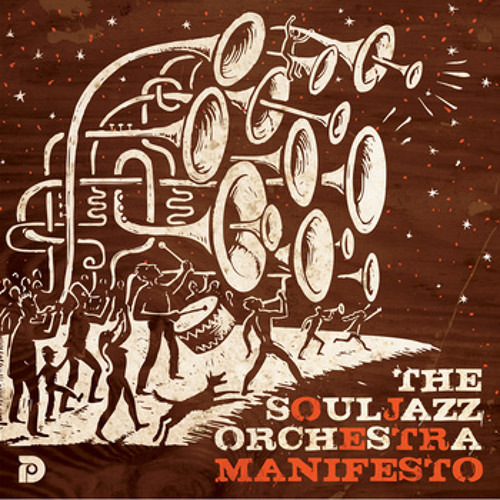 The Souljazz Orchestra - People People