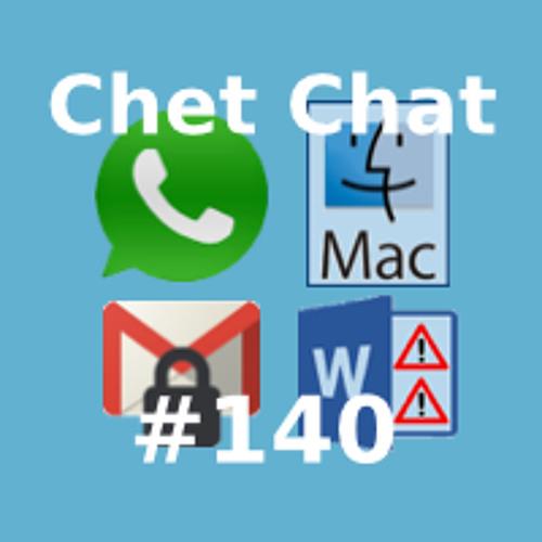 Chet Chat 140 - Mar 26, 2014